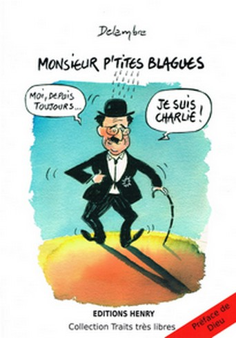 article image Delambre : Monsieur P'tites blagues