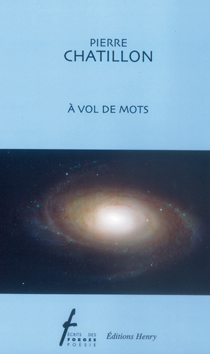 article image Chatillon Pierre  :  A Vol de mots