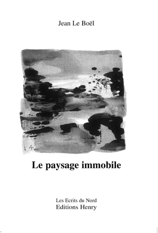 article image Le Boël Jean : Le paysage immobile